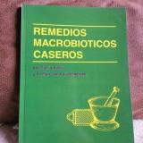 Remedios macrobióticos caseros