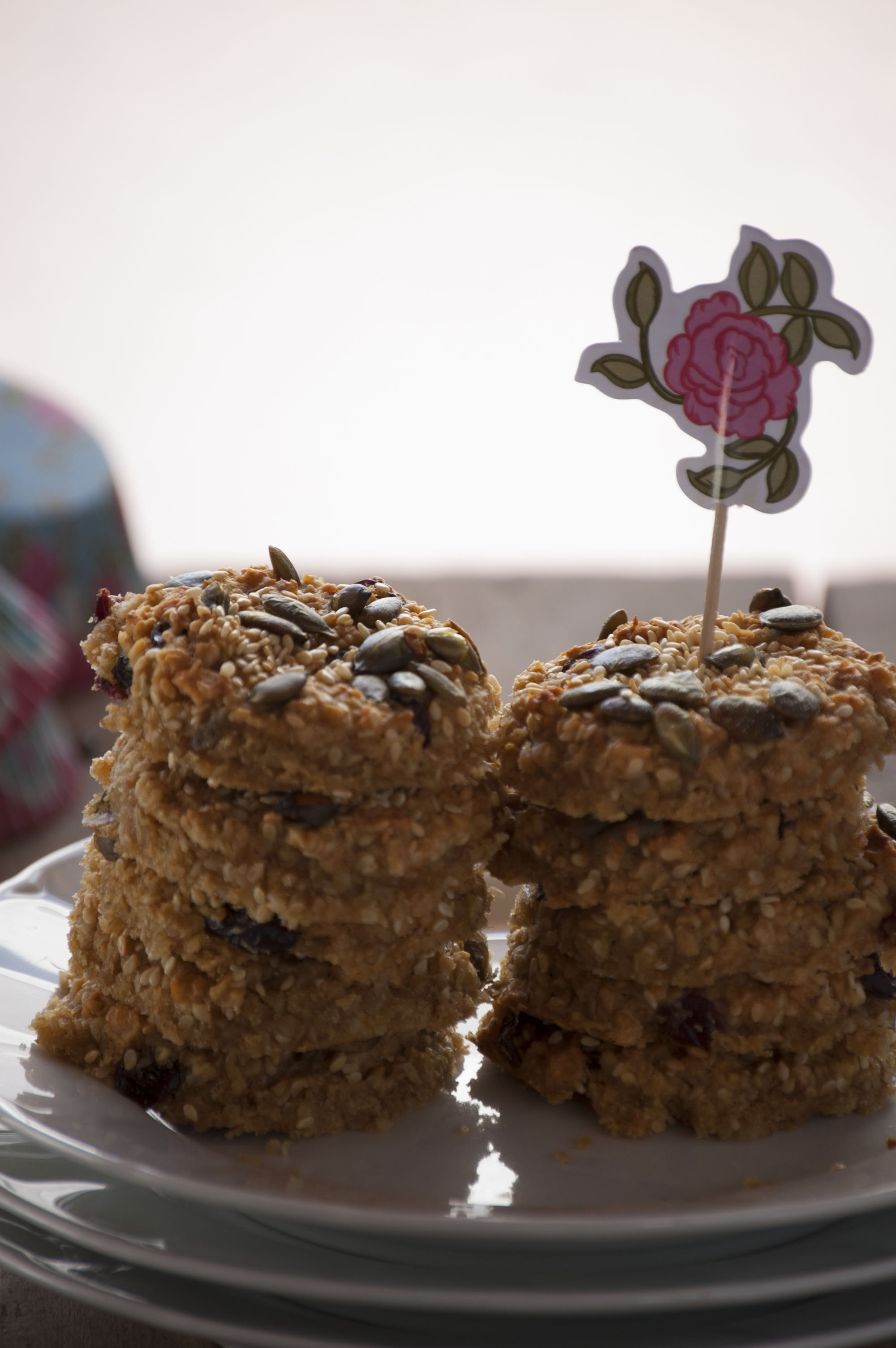 No se parecen en nada a unas galletas industriales, ni falta que les hace