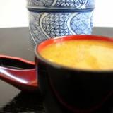Salsa de mostaza y umeboshi