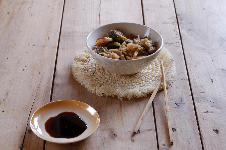 Me encanta la tempura¡¡