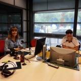 Entrevista en Radio Vitoria