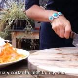 Vídeo-receta de ensalada prensada