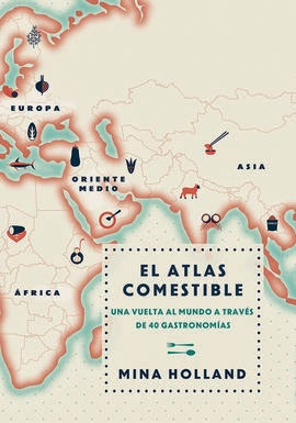 El atlas comestible