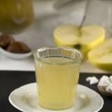 Bebida dulce de kuzu
