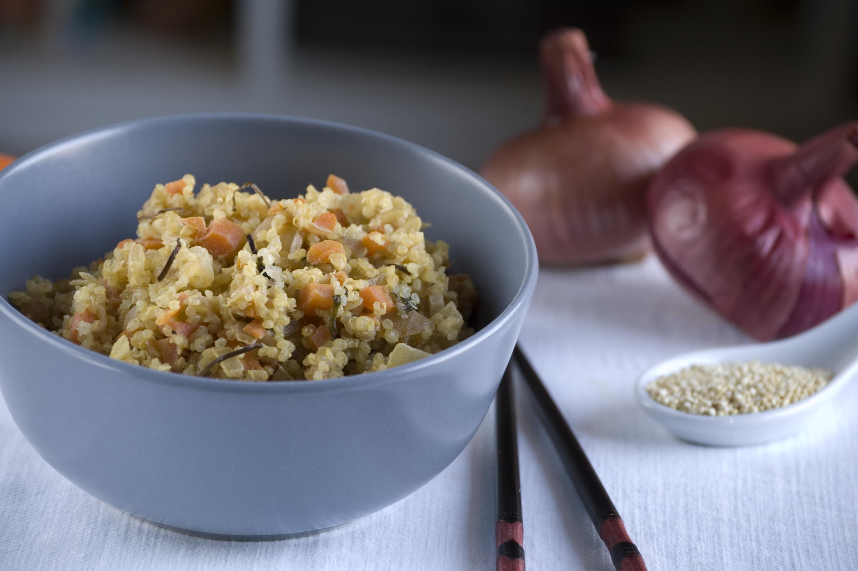 La buena fama que persigue a la quinoa juega en contra de nuestro bolsillo pero de vez en cuando merece la pena...
