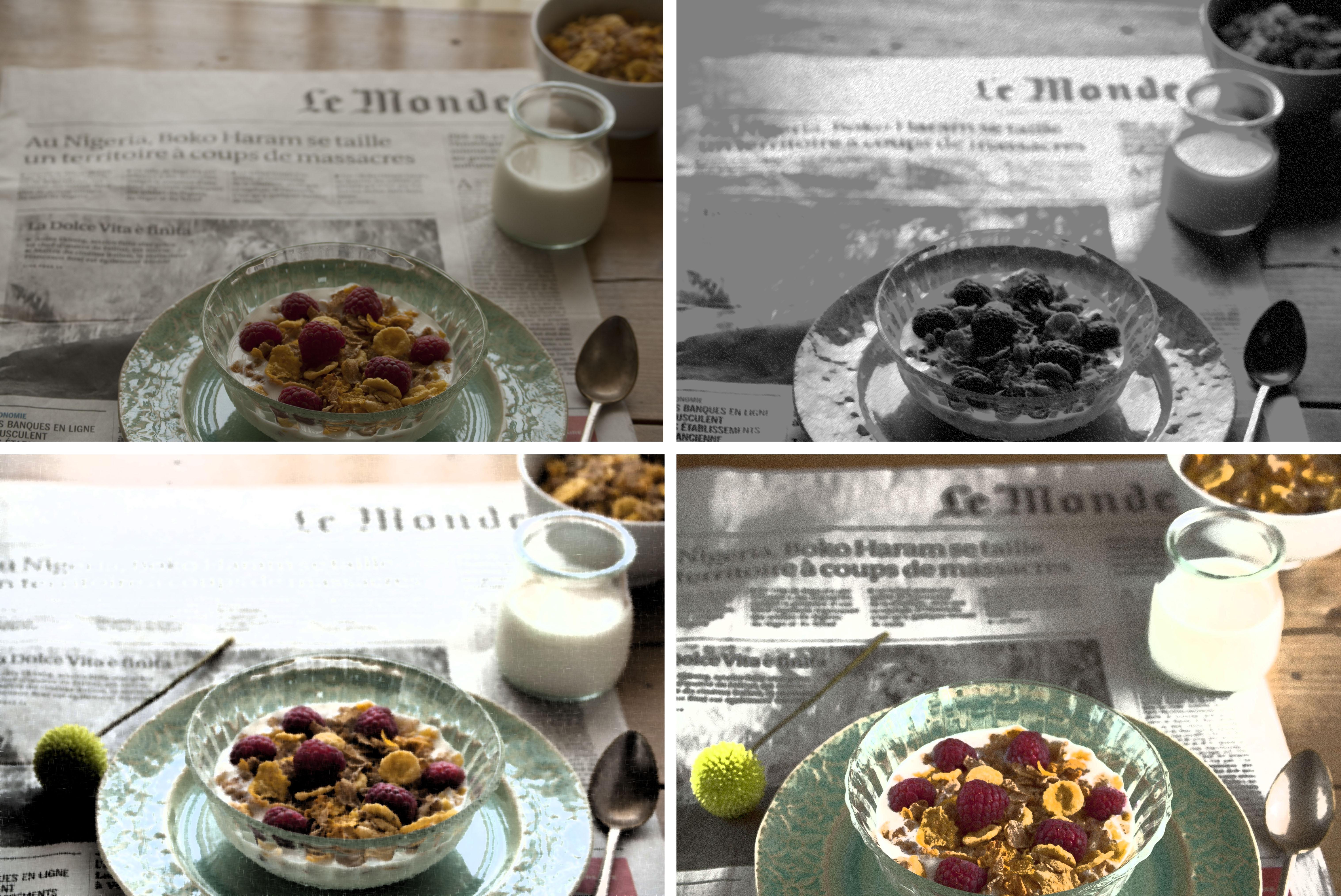 Los secretos para un desayuno sano