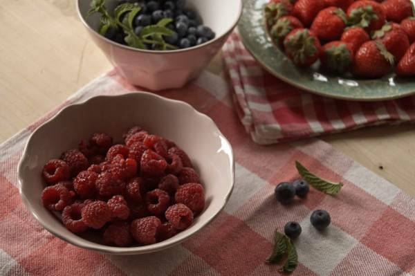 Las frutas ricas en fitoquímicos ayudan a prevenir el cáncer si llevas una dieta sana