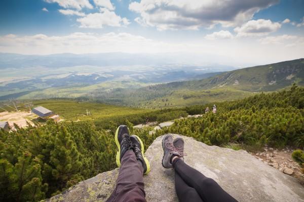 relax montaña